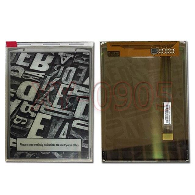 """6 """"cal E ekran LCD z atramentem ED060SCG dla PocketBook 614 PB614 Y RU PocketBook 614 W Ebook czytniki elektroniczne wyświetlacz LCD darmowa wysyłka"""