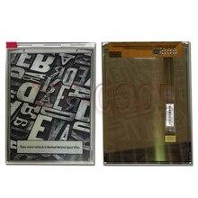 """6 """"인치 전자 잉크 lcd 화면 ed060scg for pocketbook 614 PB614 Y RU pocketbook 614 w 전자 책 전자 리더 lcd 디스플레이 무료 배송"""