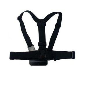 Image 1 - Cinta cinto elástico ajustável cinta de peito montagem para acessórios de câmera de esportes de ação