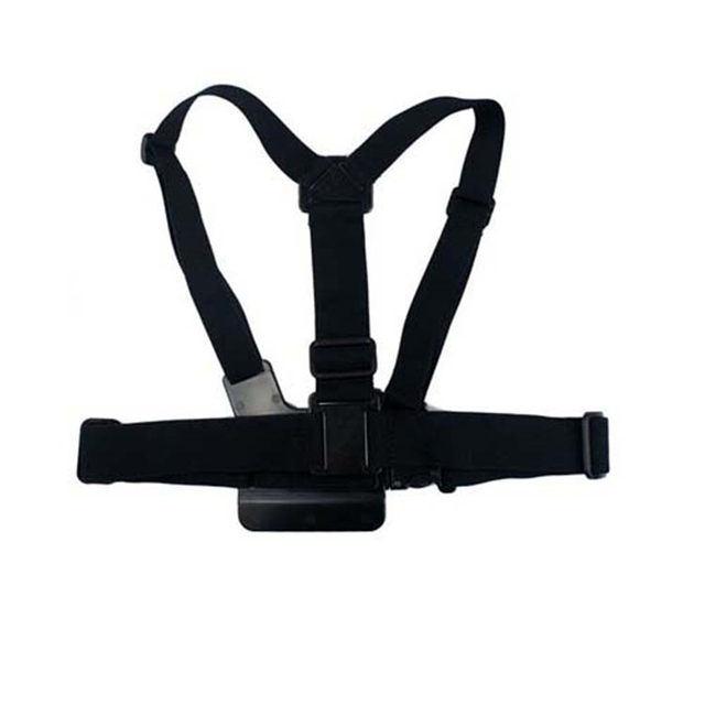 Strap Harness Adjustable Elastic Belt Chest Strap Mount for Action Sports Camera Accessories