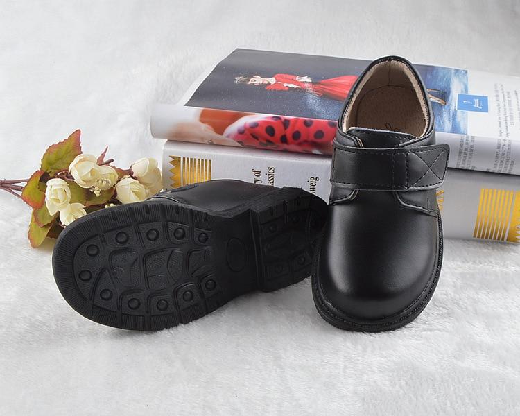 Mode jongens kinderen koe lederen schoenen student school schoenen - Kinderschoenen - Foto 5