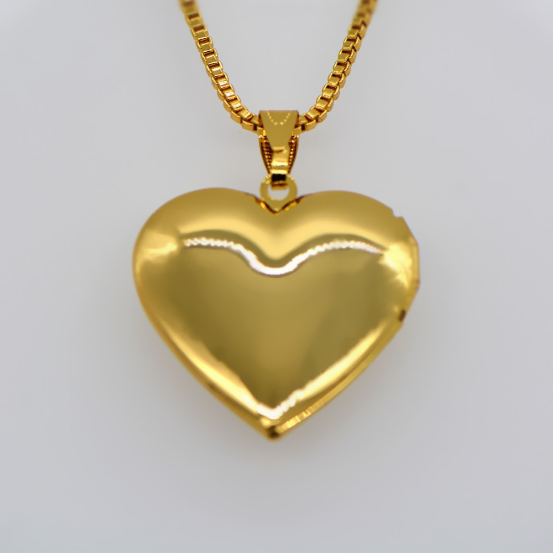 Valentines gift heart locket necklace jewelry gold color romantic valentines gift heart locket necklace jewelry gold color romantic fancy heart pendant wholesale p30039 in pendants from jewelry accessories on aloadofball Choice Image