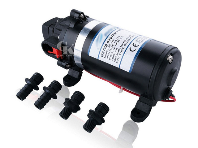 120psi self priming diaphragm pump 220 240v high pressure water pump 120psi self priming diaphragm pump 220 240v high pressure water pump for rv ccuart Choice Image