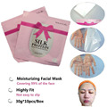 Face Care Treatment Mask Moisturizing Beauty Skin Care Silk Mask Anti Wrinkle Anti Aging 10pcs