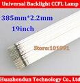 """Ceia de luz CCFL envio Gratuito de 385mm * 2.2mm 19 """"LCD qualidade Lâmpada de Retroiluminação Hight 385mm"""