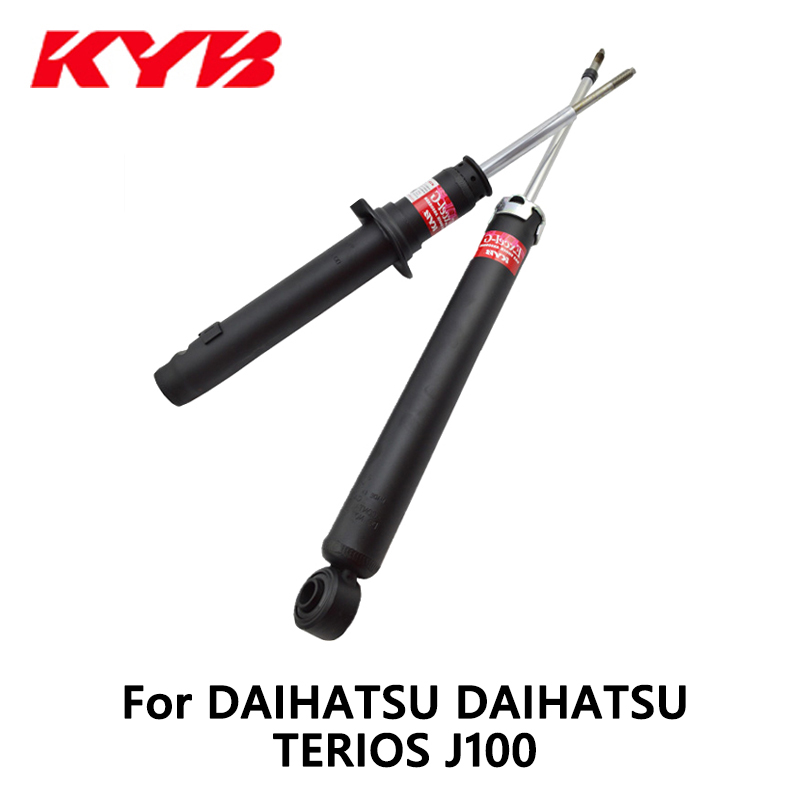 купить KYB car  rear  shock absorber 343483 for  DAIHATSU DAIHATSU  TERIOS J100 auto parts по цене 3603.47 рублей