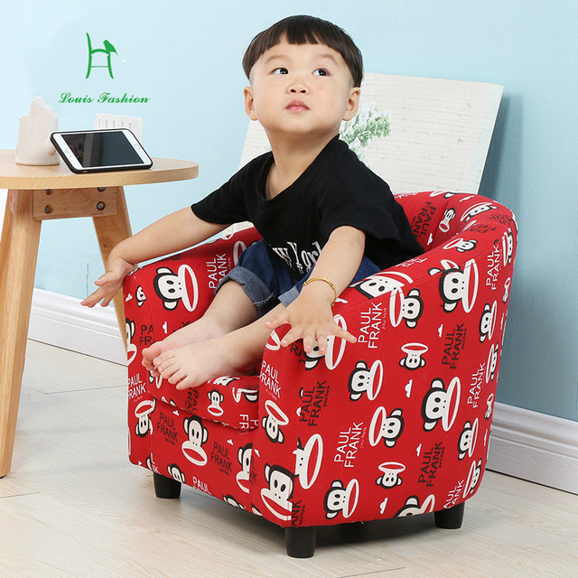 Children's small sofa mini baby cute cartoon kindergarten sofa single child sofa chair