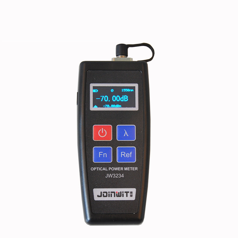 Joinwit JW3402A Handheld 800~1700nm -70~+6dBm Mini Fiber Optical Power Meter