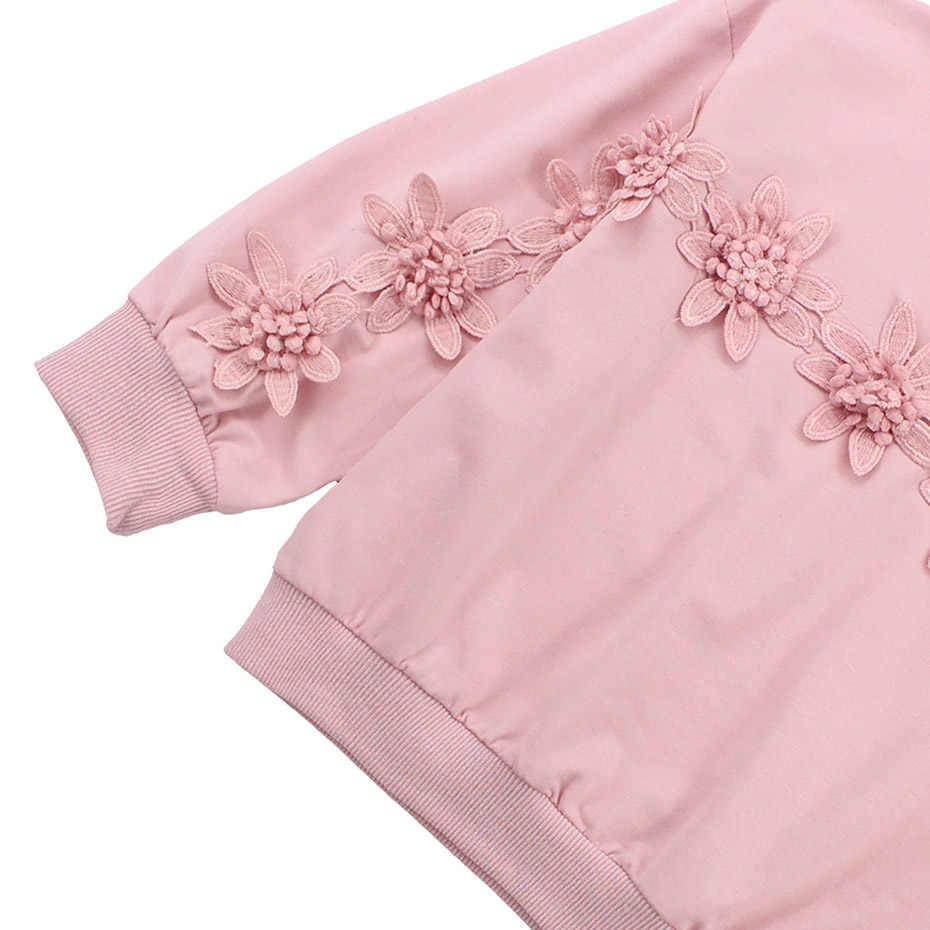 Комплект детской одежды для девочек, кружевная толстовка с цветами + штаны, костюмы из 2 предметов для девочек, детская одежда на весну и осень, 6, 8, 10, 12, 13, 14 лет