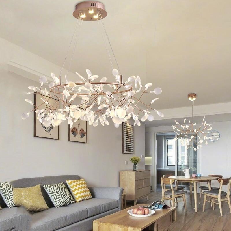 Chandelier modern led Lustre Chandeliers Ceiling Hanglamp Suspension Luminaria for Bedroom Living Room Suspended Lamp chandelier