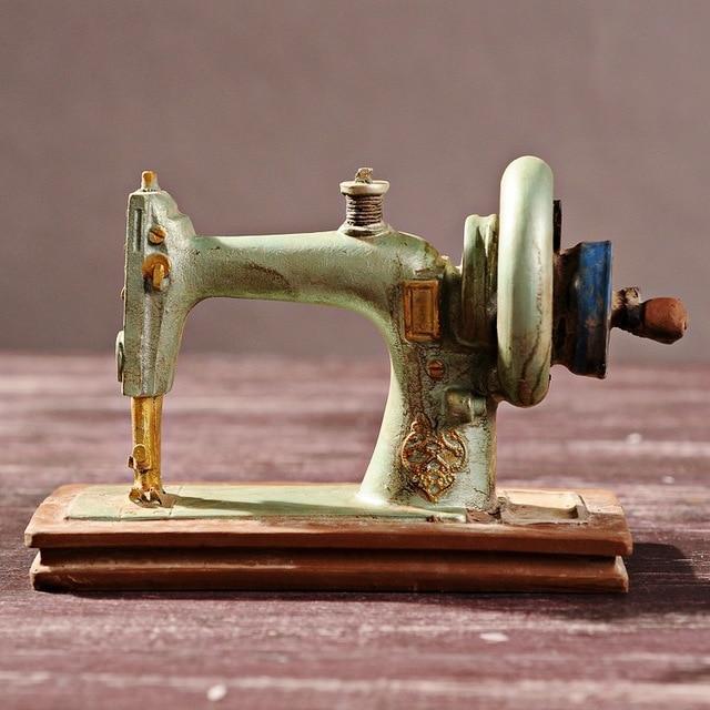 Modern Industry Age Loft Vintage Sewing Machine Home Furnishing Fascinating Modern Sewing Machine