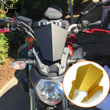 For Yamaha MT07 MT-07 MT 07 2013 2014 2015 2016 2017 CNC Aluminum Motorcycle Motorbike accessories Front Windshield Windscreen