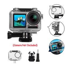 40 M ดำน้ำ Go Pro ฝาครอบกล่องอุปกรณ์เสริมสำหรับ DJI OSMO กล้องอุปกรณ์เสริมกีฬา Cam