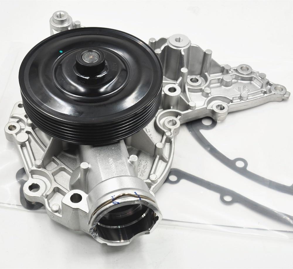 Water Pump For Mercedes Benz E350 E550 C300 C350 GLK350