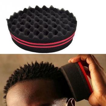 2018 Hair Curl Sponge Magic Twist Hair Curl Sponge Brush Coil Wave for Natural Hair Harley-Davidson Sportster