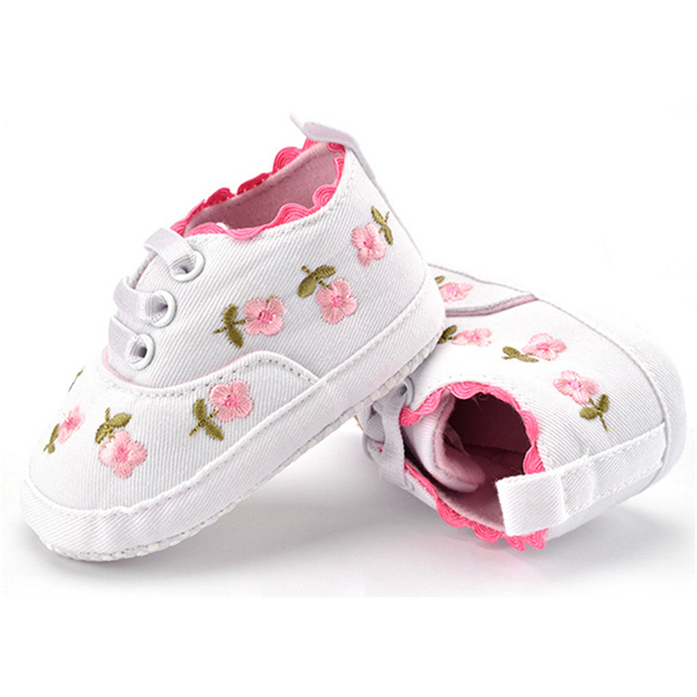2019 Fashion New Autumn Winter Baby Shoes Girls Boy First Walkers Newborn Shoes 0-18M Shoes First Walkers 3