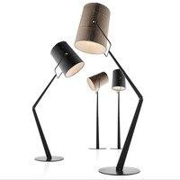 Modern minimalist Italian floor lamp Nordic creative bedroom showroom office living room floor lamp led lighting fixture led