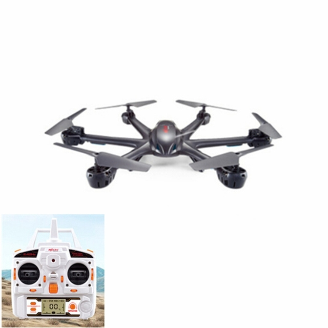 2016 Новое Прибытие MJX X-СЕРИИ X600 2.4 Г 4CH 6-осный Безголовый Режим RC Hexacopter RTF Профессиональные Дроны Вертолет RC игрушки