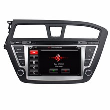 2 din 8″ Car DVD GPS for HYUNDAI i20 2014 2015 With Stereo Radio Bluetooth ipod SWC TV USB