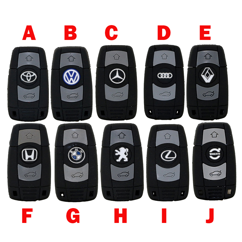 Car Brands Usb