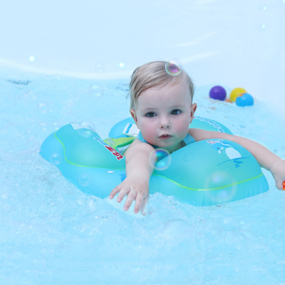 10 36 meses bebe natacao circulo flutuador inflavel anel de natacao infantil axila para criancas brinquedo