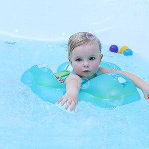 Image 1 - 10 36 أشهر الطفل السباحة دائرة تعويم حلقة للسباحة قابلة للنفخ الرضع الإبط للأطفال السباحة عجلة لعبة لحمام السباحة