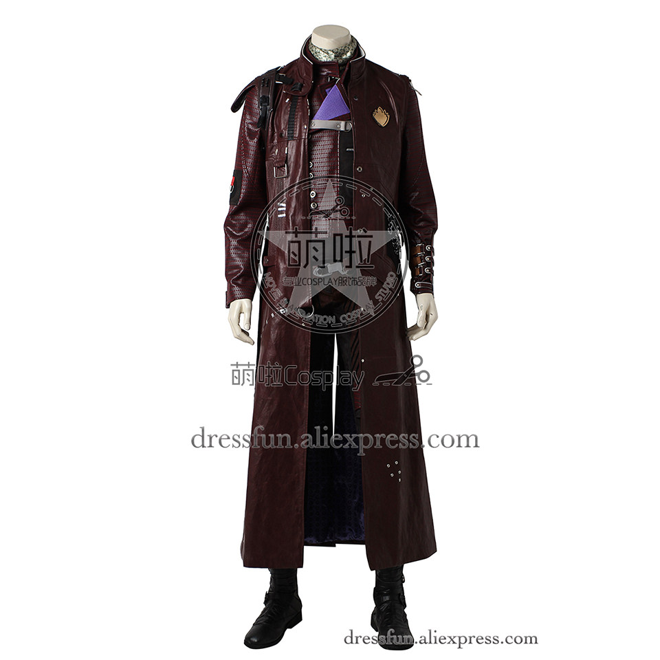 Guardians of the Galaxy Vol. 2 Cosplay Costume Yondu Udonta Costume Super Heroes Outfits Uniform Full Set Fashion Fast Shipping
