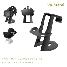 For HTC VIVE Oculus PS VR Pico All in one VR Headset Display Station Holder Storage Stand For HTC Vive Pro Oculus PS VR Headset цена в Москве и Питере