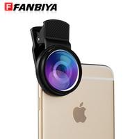 FANBIYA 37 MM Telefon Universal Smartphone Grip CRL Polarisator für telefon 7 Objektiv für xiaomi samsung Professionsal Objektiv