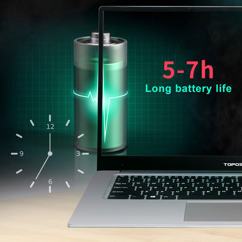 os זמינה עבור לבחור P2-18 8G RAM 64G SSD Intel Celeron J3455 מקלדת מחשב נייד מחשב נייד גיימינג ו OS שפה זמינה עבור לבחור (4)