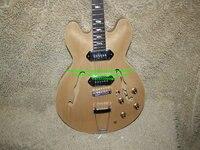 Naturale 335 classic jazz guitar pickup p90 guitars all'ingrosso di alta qualità di trasporto libero