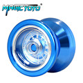 MAGICYOYO K6 Night Angle Aluminum Alloy Professional Magic Yoyo YO-YO Classic Toys Gift For Kids Children