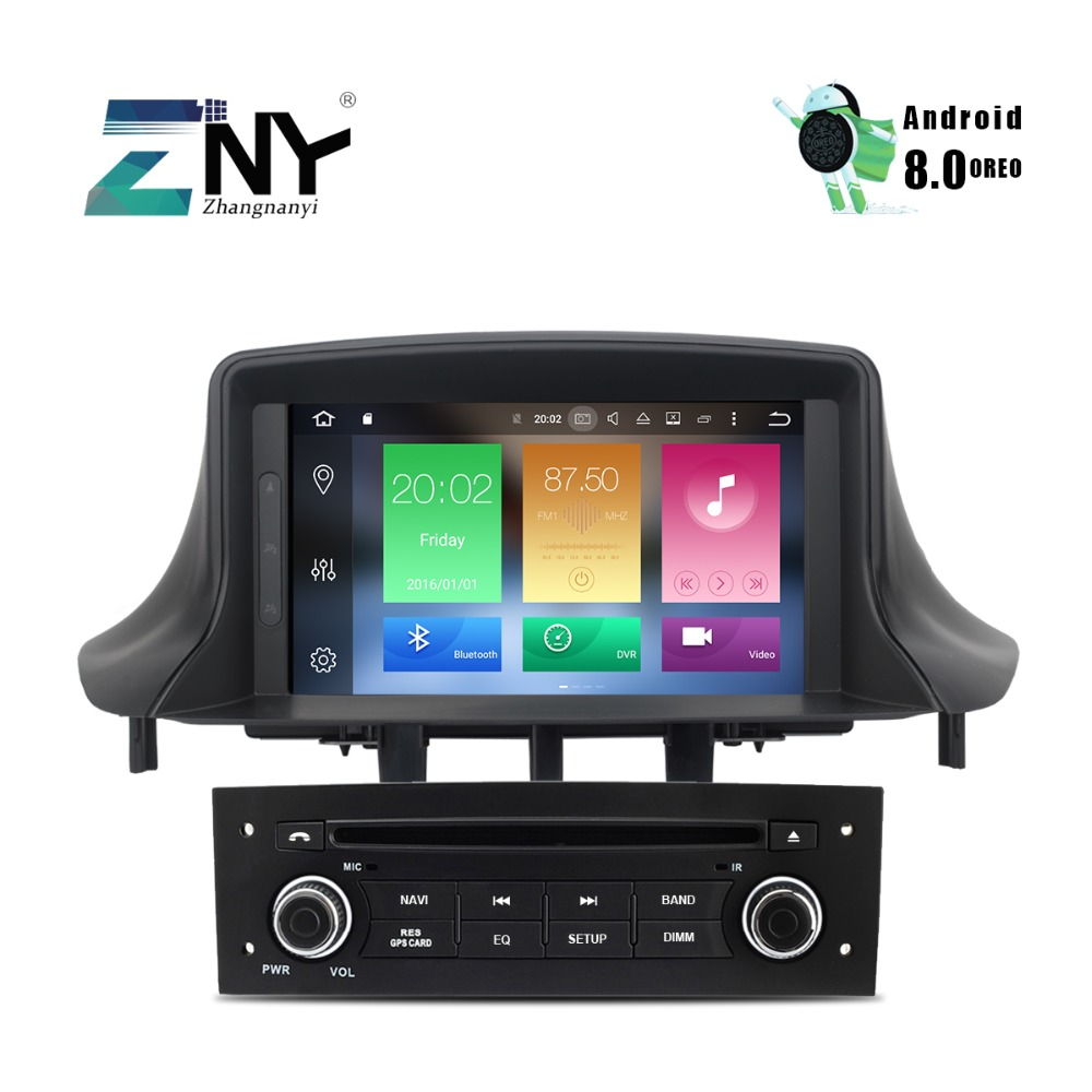 7 Android 8.0 Car GPS For Middle East Renault Megane 3 Fluence Auto Stereo Radio DVD Navigation System Free Backup Camera7 Android 8.0 Car GPS For Middle East Renault Megane 3 Fluence Auto Stereo Radio DVD Navigation System Free Backup Camera