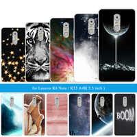 For Lenovo K6 Note 5 5 Inch K53 A48 K6Note K53A48 Case Soft—SliCoCase