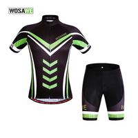WOSAWE Cycling jersey Sets Short 2016 Roupas De Ciclismo Mtb Bicicleta Cycling Clothes China Bike Bicycle Jersey And Shorts Men