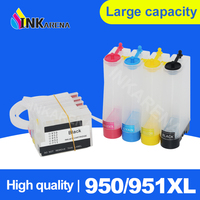 Empty Ciss for HP 950 951 ink Cartridge for HP950 For HP951 Ink System Officejet 8100 8600 8610 8620 8630ect 251dw 276dw Printer