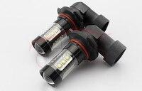 80 W H10 9145 Blanco LLEVÓ Las Luces de Bulbos De Lámparas de Luz de Niebla de Reemplazo