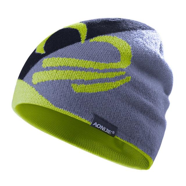 2ce12569ce250 AONIJIE 2019 Winter Knitted Hat Man Bonnet Snowboard Hats Warm Chapeu Mens  Skullies Fashion Knitting Ski Beanies Women s Caps