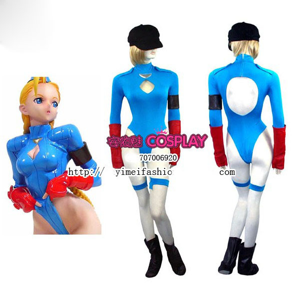 Popular Cammy Cosplay-Buy Cheap Cammy Cosplay lots from ...