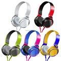 Newest Hifi Studio Earphone Best Stereo Headphones Cool Bass Headset 3.5mm Headphones for Android phones MP3 Computer Laptop