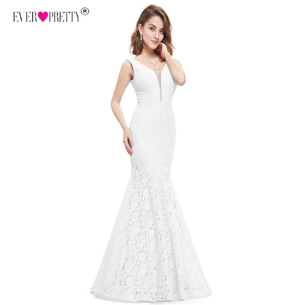 Ever Довольно корсет кружево Русалка Свадебные платья 2018 простые элегантные для невесты платье Boda robe de mariée EP08838