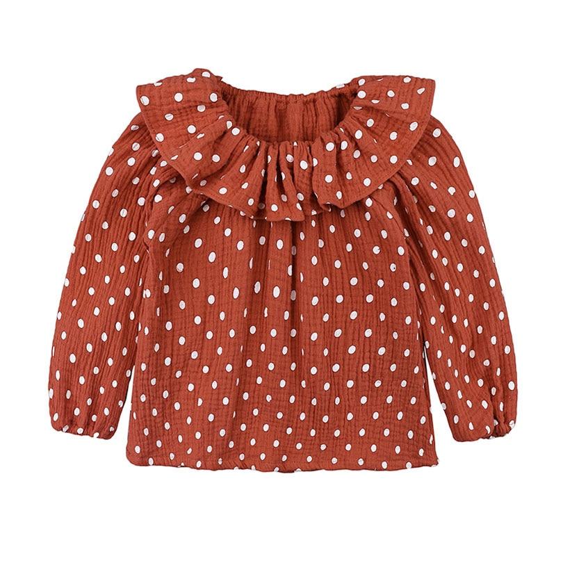 Mädchen Kleidung Leinen Kinder Bluse Solide Baumwolle Mädchen Basis Shirts Koreanischen Stil Baby Bluse Peter Pan Kragen Shirts Baumwolle 1-5Y