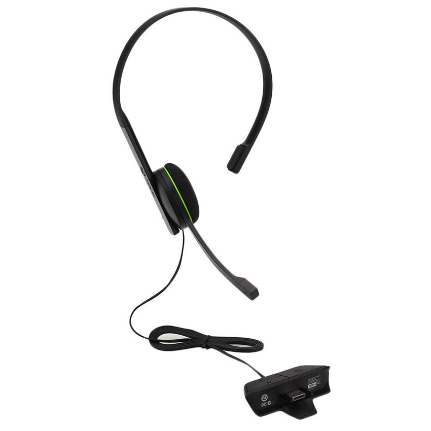 120cm Cable Wired Chat Chatting Headset Headphone With Mic Microphone for Microsoft Xbox One Black камень минеральный для хомяков beeztees 825850