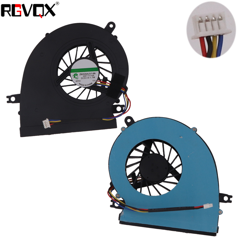 Купить с кэшбэком New Laptop Cooling Fan For Acer aspire 6920 6920G PN: DFB601705M20T CPU Cooler Radiator