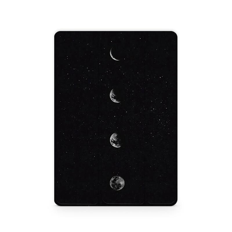 Night Moon Mini4 Magnet Flip Cover For Ipad Pro 10.5