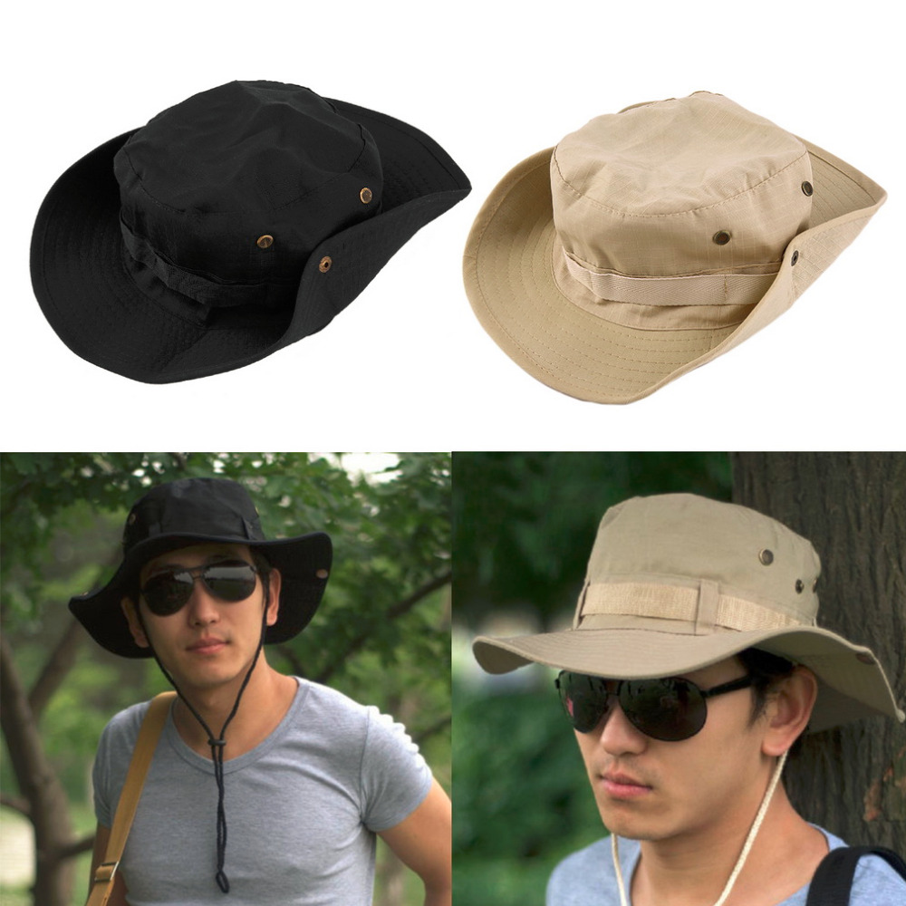 Detail Feedback Questions about Bucket Hat Boonie Hunting Fishing Outdoor  Wide Cap Brim Military Unisex Perfect free shipping on Aliexpress.com  090c95e13f4