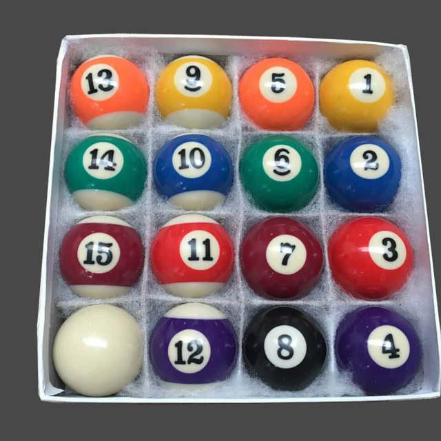 Admirable Us 15 19 Xmlivet Cheap Billiards Pool Table Balls Full Sets In 50Mm 52 5Mm Resin Billiard Pool Balls Hot Sell In Snooker Billiard Balls From Home Interior And Landscaping Ponolsignezvosmurscom
