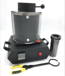 220 V/110 V Elektrische Schmuck Schmelzofen 1 KG/2 KG/3 KG, aluminium, kupfer, Gold, blei, silber, induktionsschmelzmaschinenmodelle ovan ofen
