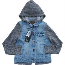 Denim jacket Hoodies Men Sports suit Sweatshirt Mens hoodie suits mens Shirt man With hood Daily Fashion movement