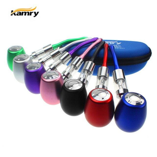 Originele Kamry K1000 E-Pijp e-sigaret kits 18350 Batterij 2.5 ml tank K1000 Verstuiver e Pijp Mod vape Elektronische sigaret gift